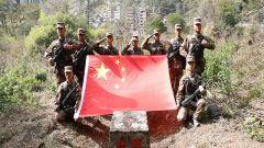 西藏軍區:樟木邊防連的守衛者