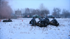 联勤保障部队第960医院展开卫勤考核