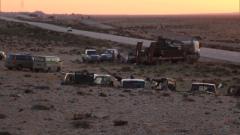 关注利比亚局势 新闻链接:多轮利比亚问题国际斡旋以失败告终