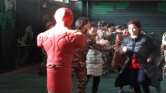 跟著女兒走進特戰營訓練場 爸媽們將會看到什么?