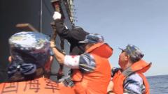 """""""和平方舟""""醫院船:船長講述亞丁灣護航的救援故事"""