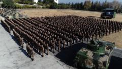 習主席視察駐云南部隊在全軍和武警部隊引起強烈反響