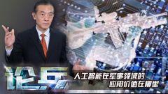 【春節特別節目 】論兵·AI成科技新寵 廣泛運用于軍事領域