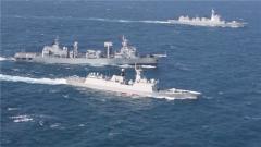 海軍視頻慰問海上任務編隊 南沙守備部隊和駐吉布提保障基地官兵