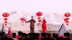 《老百姓的好心情》火箭军部队官兵欢歌笑语庆新年