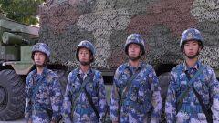 【新春走基层】走进南部战区海军某岸导团野外驻训场