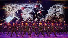 鼓舞斗志慶團圓 火箭軍某部舉辦新春團拜暨春節晚會