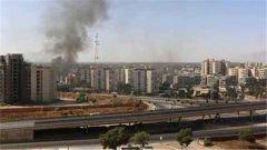 """利比亞首都機場遭火箭彈襲擊 """"國民軍""""重啟""""禁飛區"""""""
