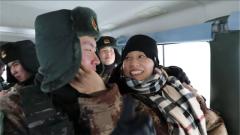 【新春走基層·軍營里的年味】跨越3500公里的團圓