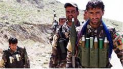 40名塔利班武裝分子向阿富汗政府投降
