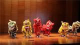 """1月21日,武警北京总队执勤第一支队与中央广播电视总台综艺频道主办、中央广播电视总台综艺频道《星光大道》栏目组承办的""""不忘初心、牢记使命""""迎新春联欢会在中国国家博物馆礼堂拉开序幕。"""