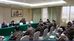 陸軍軍醫大學醫療隊抵達武漢并完成任務對接