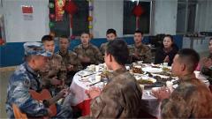 【新春走基层·军营里的年味】海拔4100米的年夜饭
