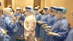 【打贏疫情防控阻擊戰】陸軍軍醫大學醫療隊新增96張床位并投入使用