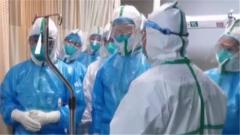 直通疫情防控一線:立竿見影 解放軍三支醫療隊到位即開診