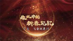 《讲武堂》20200126 《战火中的新春记忆》之《飞雪迎春到》