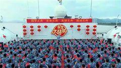 """《軍營大拜年》第五期《走進""""和平方舟""""號醫院船》"""