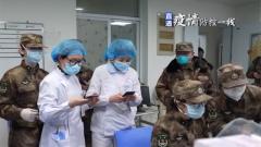 【直通疫情防控一线】解放军多支医疗队全面展开救治工作