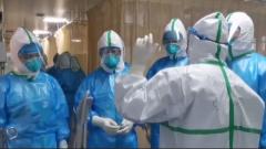 【直通疫情防控一線】軍隊醫療隊全力投入重癥患者救治