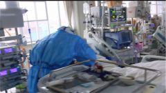 【打赢疫情防控阻击战】空军医疗队收治第一例危重患者救治效果显著