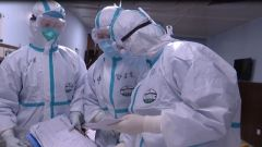 【打贏疫情防控阻擊戰】中部戰區總醫院在武漢市展開全面救治工作