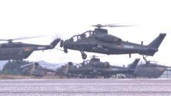 【新春走基層 記者在戰位】陸軍第75集團軍某空中突擊旅:空地聯動 檢驗備戰能力