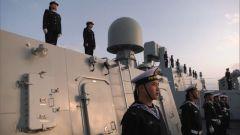 海军第33批护航编队访问阿拉伯联合酋长国