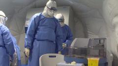 【打贏疫情防控阻擊戰】軍事醫學專家深入疫區進行科研攻關