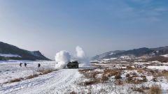陆军第79集团军:以练胜寒 实战演练破解冬季训练难题