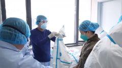 【打贏疫情防控阻擊戰】軍隊支援武漢醫療隊多舉措規范醫護流程