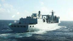 【新春走基層 記者在戰位】海軍遠海聯合訓練編隊飛行訓練