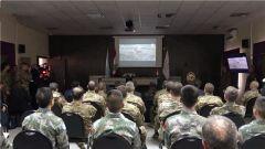 中國維和部隊即將參與黎巴嫩人道主義掃雷工作