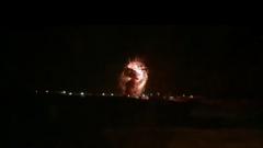 以軍打擊加沙地帶哈馬斯軍事目標
