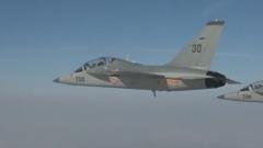 【新春走基層】教官孟慶東的最后一次飛行