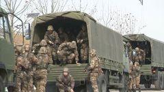 【新春走基層·記者在戰位】陸軍第80集團軍某旅:戰備拉動 強化應急處突能力