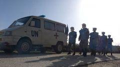 黎巴嫩 我維和掃雷分隊將參與人道主義掃雷任務