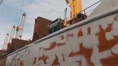船体生物淤泥影响航行速度?鲨鱼告诉你该怎么做