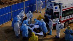 【打赢疫情防控阻击战】火神山医院收治第一批50位患者进入病区
