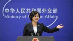 外交部发言人:面对公共卫生危机各国应当团结合作