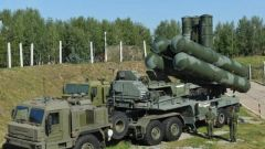 俄罗斯开始为印度造S-400型防空导弹系统
