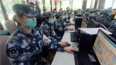 【直通疫情防控一線】火神山醫院收治第三批患者 醫護人員加緊展開培訓