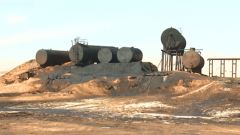 叙利亚中部多处石油天然气设施遭袭起火