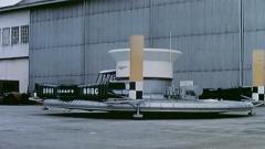 40岁无线电工程师转行造船业 于是有了第一艘气垫艇