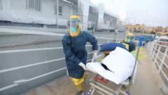 【直通疫情防控一线】 火神山医院收治第二批确诊患者