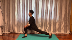 【军视问答】八一体操队教练教你如何居家锻炼