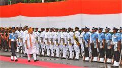 印度提交新年度国防预算