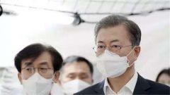 文在寅说韩国愿继续积极支持中国抗击疫情