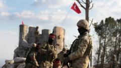 埃尔多安限期叙军从伊德利卜省战场后撤