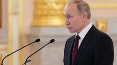 普京:俄愿就军控等问题与美对话