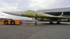 俄罗斯升级款图-160M战略轰炸机明年列装
